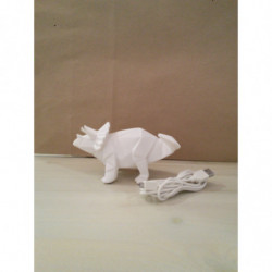 Mini Dino blanco