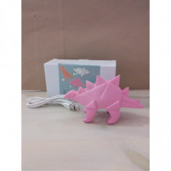 Mini Dino rosa